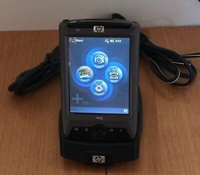 HP iPAQ Pocket PC RX3715 Win Mobile 2003 2nd Fully Tested Hewlett-Packard