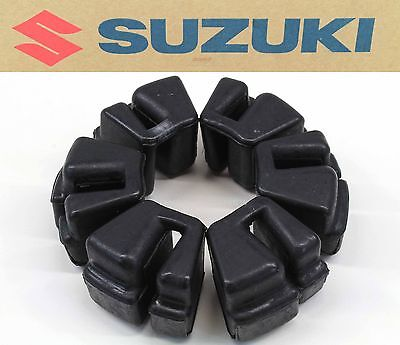 New Genuine Suzuki Rear Wheel Hub Sprocket Rubber Damper Kit 96-16 DR650SE #M196
