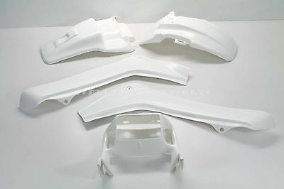New Plastic Body Kit Set Honda TR200 Fat Cat Fenders Side Covers Shroud #R42
