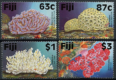 Fiji 1997 Year of the Coral Reef MNH
