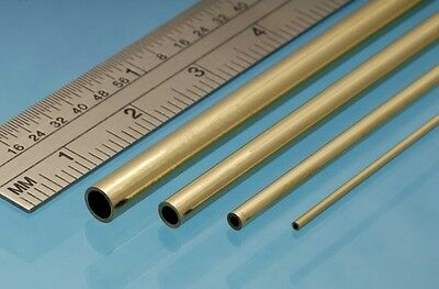 "brass tube 0.014"" wall 12"" lengths"