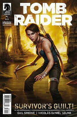 Tomb Raider (Vol 2) #   1 Near Mint (NM) Dark Horse MODERN AGE COMICS