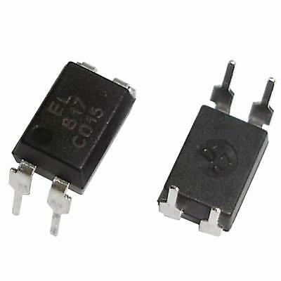 2-5-10pcs EL817 Optocoupler Transistor Output 5000V Isolation Voltage