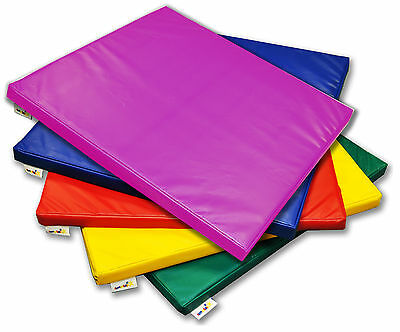 Implay® Soft Play Gym Mat Crash Safety Foam Filled PVC Gymnastics Excercise Mats