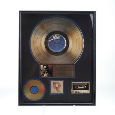 "Gold Sales Award Shabba Ranks ""As Raw As Ever"", Riaa Certified"