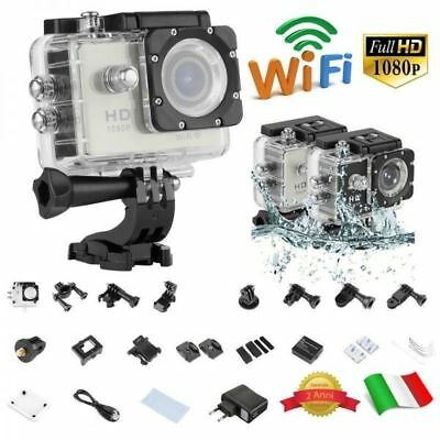 Pro Cam Wifi Full Hd 1080P Action Camera 12Mp Videocamera Subacquea Go Pro Emd