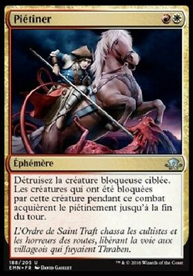 *CARTAPAPA* MTG Chevaucheur coursier des brumes Smogsteed rider *4 GUILDPACT