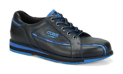 Storm SP 800 Black/Blue Mens Right Handed Interchangeable Bowling Shoes