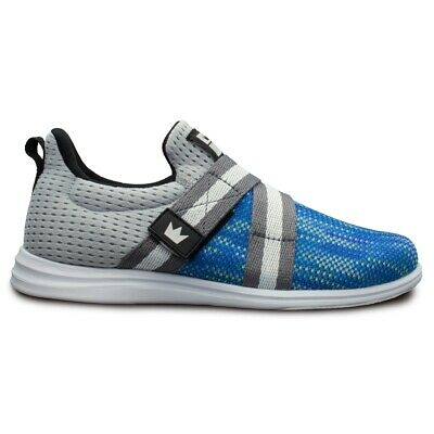 Storm Meadow White/Blue Womens Bowling Shoes