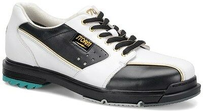 Storm SP3 White/Black/Gold Womens Interchangeable Bowling Shoes