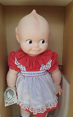"""KEWPIE 24"""" tall Doll with box and tag Cameo by Jesco #1027"""