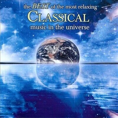 Best Of The Most Relaxing Classical Music In The World New Cd