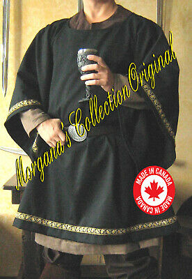 Medieval Celtic Viking Lord Surcoat Deluxe