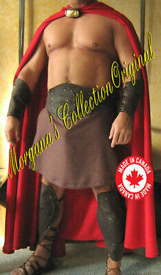 Medieval Celtic Roman Greek Spartan Large Cloak