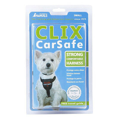 Co. Of Animals Clix Car Safe Dog Harness Pet Travel Safety