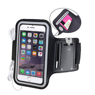 Avantree Water Resistant iPhone 6s plus Running Jogging Sports Armband - Armor