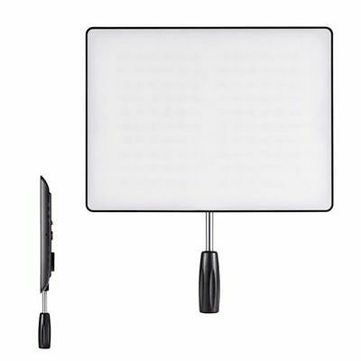 YONGNUO YN600 Air 5500K Ultra Thin LED Camcorder Camera Video Light Lamp panel