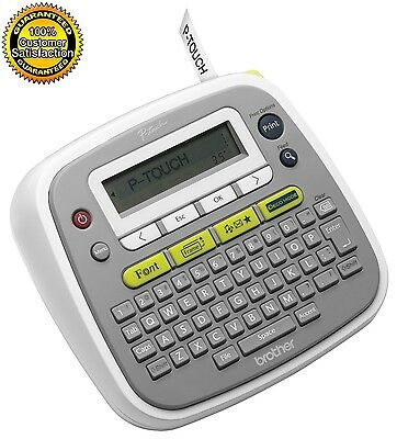 Label Maker - Brother P-touch Home and Office Labeler (PT-D200)