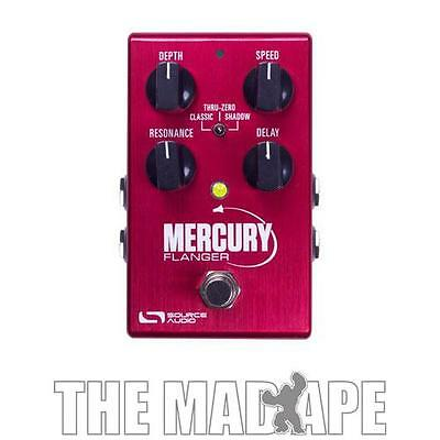 New Source Audio Mercury Flanger Pedal