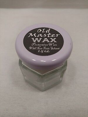 Old Master Wax by Stravari - Restore the Shine