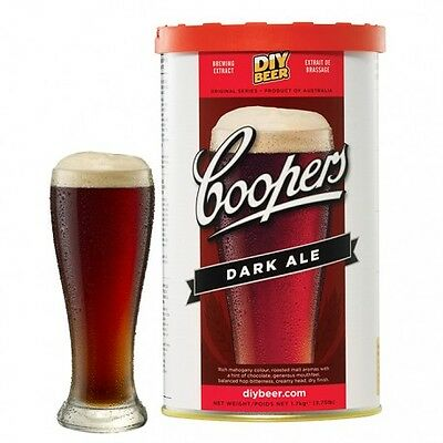 Coopers Classic Old Dark Ale Kit - 40 Pints home brew beer wine making