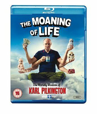 USED (VG) Moaning of Life [Blu-ray] (2013)