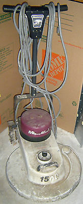 Minuteman 1500 Electric Floor Burnisher Machine