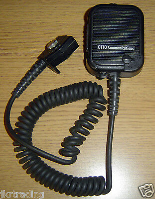 OTTO Communications V2-10045 Microphone for Radio Remote Speaker Mic