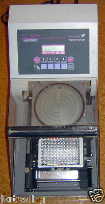 Bio-Tek El 403H Microplate Auto Washer Lab Instruments