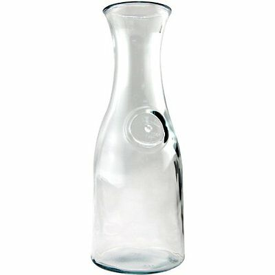 Glass Water or Wine Carafe - 1 Liter, Anchor Hocking
