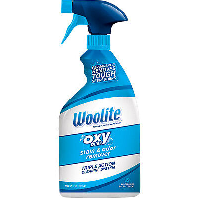 Woolite Oxy Deep Stain Cleaner 22 Oz, Bissell Home Care 0805