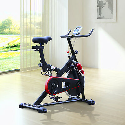 Exercise Bike Bicycle Cycling Trainer Cardio Resistance Fitness Machine Workout
