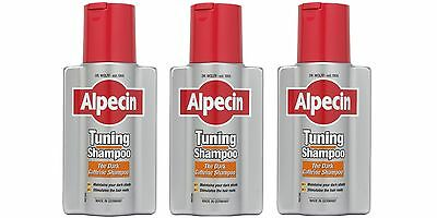 Alpecin Tuning Shampoo Intensive Hair With Caffeine Complex For Hair Loss Roots