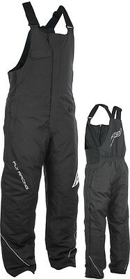 Fly Snow Outpost Bib Black/grey 2X