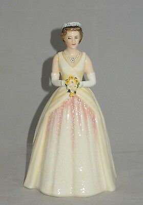 "Mint ~ 1992 Royal Doulton ""her Majesty Queen Elizabeth Ii"" Lady Figurine #hn3440"