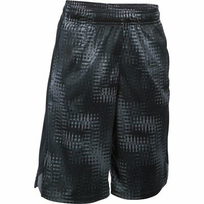 Boy's Under Armour Eliminator Printed Shorts