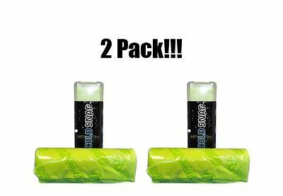 2 Pack!!! Cordova Ct200 Coldsnap Cooling Towel Lime Cool Neck Towel Sports New