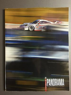 2014 Porsche PCA Panorama Magazine March 2014 Awesome L@@K