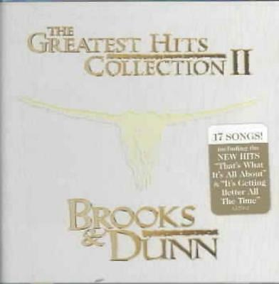 Brooks & Dunn - The Greatest Hits Collection, Vol. 2 New Cd