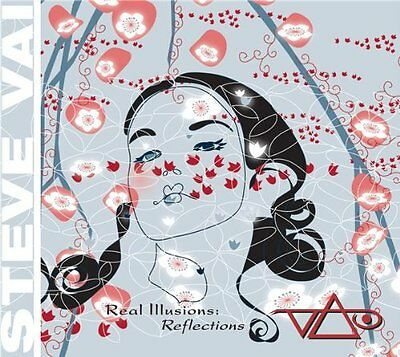 Steve Vai - Real Illusions: Reflections (CD, 2005, Sony Music) Album