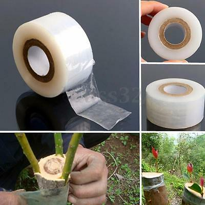 80m Nursery Grafting Stretchable Tape Self-Adhesive For Garden Tree Seedling