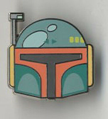 Star Wars Celebration Europe 2016 Emoji Boba Fett Pin US Seller