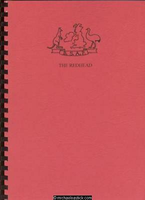 The Redhead by Colin Beech, KGV 1d Red Shades