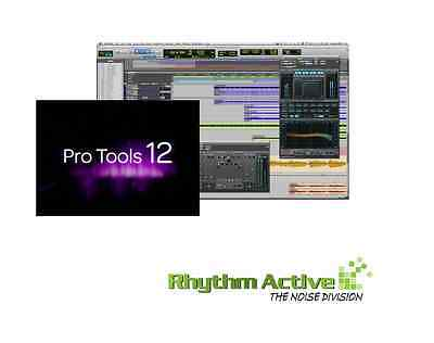 Avid/digidesign Pro Tools M-Powered 7/8/9 To Pro Tools 12.6 Upgr Software Pc/mac
