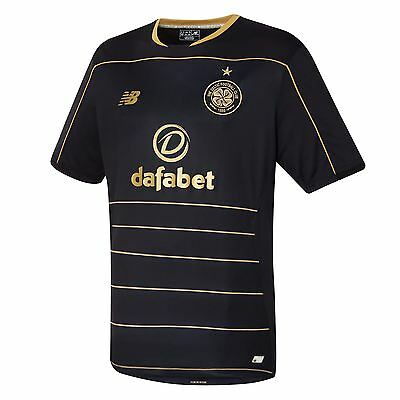 New Balance Mens Gents Football Soccer Celtic Away Shirt Jersey 2016-17