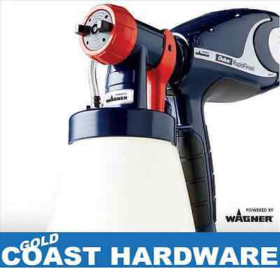 Dulux Rapid Finish Paint Spray Gun - Powered by WAGNER