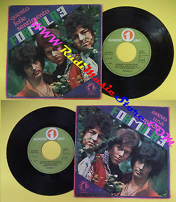 LP 45 7'' FORMULA 3 Questo folle sentimento Avevo una bambola italy no cd mc*dvd
