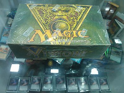 Factory Sealed VISIONI - VISIONS 36 Booster Box Mtg Magic Italian