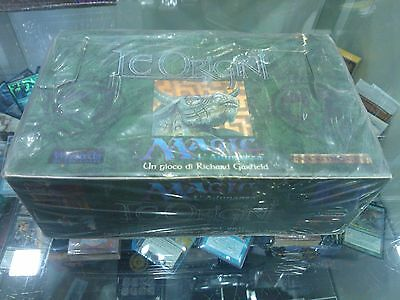 Factory Sealed ORIGINI - HOMELANDS 60 Booster Box Mtg Magic Italian