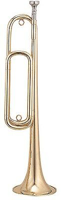 Bugle G/F, Lacquer Finish, by Amadeus with mouthpiece & Bag